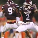 No. 1 Mississippi St gets rest after quick rise