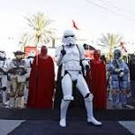 A galaxy far, far away in Abu Dhabi: State-backed media hub says 'Star Wars ...