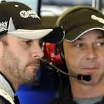 Jimmie Johnson claims Homestead win is his sole focus, not Petty and Earnhardt