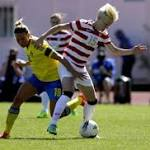 NO CHAMPIONSHIP THIS TIME USA loses to Sweden, fails to reach Algarve ...