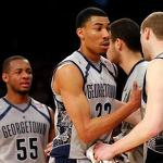 Georgetown pulls away from Cincinnati in Big East quarterfinals