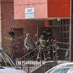 2 NYC police officers critical after Brooklyn fire