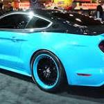 Petty's Garage 2015 Mustang coming to showrooms