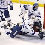 Jekyll & Hyde Bolts Fall to Panthers, Await Trade Deadline Shake-Up