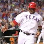 Rangers renew rivalry with Angels
