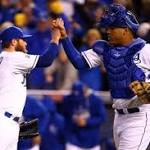 Royals beat Orioles, move within game of World Series