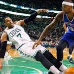 Cousins ejected in Kings' 106-84 loss to Celtics