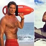 The 'Baywatch' Movie Is Happening and It's Starring The Rock
