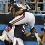 Zbikowski, Aromashodu among 14 cut by Bears