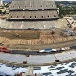 Construction worker at Texas A&M's under-renovation Kyle Field dies in 4-story fall