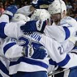 Tampa Bay Lightning, New York Islanders turn up the noise after rugged rivalry intensifies in Game 3