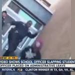 Baltimore School Officer Caught Slapping Student In Video Placed On Administrative Leave