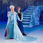 Disney's FROZEN ON ICE Heading to an Arena Near You!