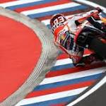 MotoGP: Marc Marquez On Pole For Grand Prix Of Argentina