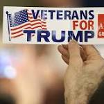Who should be Donald Trump's voice for veterans? Some vets weigh in