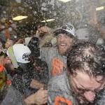 Pence, Panda celebrate another World Series crown