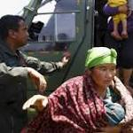 Nepal earthquake: Three rescued from rubble as toll hits 7000