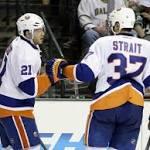 NHL Capsules: Tavares leads Islanders over Stars