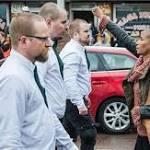 Black woman who defied Swedish neo-Nazis inspired by Mandela