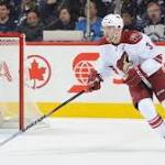 Keith Yandle traded to Rangers