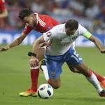 Wales dominant as it beats Russia 3-0 to win group