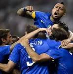 Real Madrid 1 Juventus 1, agg 2-3; match report: Alvaro Morata sends Juve into ...