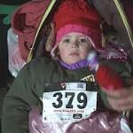 Thousands take part in 23rd Jingle Bell Run