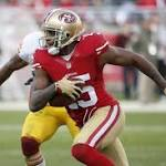 What to Expect from Michael Crabtree, 49ers Offense in Week 13