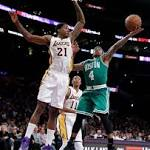 Celtics Salvage Final Game Of Road Trip With 115-110 Win Over Suns
