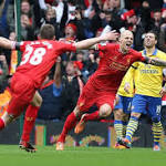 The Dossier: Where will Liverpool vs Arsenal be won and lost?