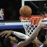 Pistons lose game, season series to 76ers