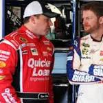Buddy, can you spare a ride? Dale Jr. leaves Newman at tarmac