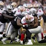 Gore seems set for what could be 2nd-to-last hurrah with 49ers