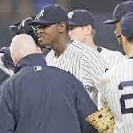 A terrible night for Luis Severino got even worse