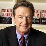 New Michael Crichton Novel Set for 2017