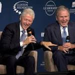 No surprises in Bush's heartfelt look at his dad