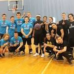 Dodge ball tourney raises money for cancer research