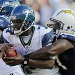 Quinn, Jackson lead Seahawks to 31-10 victory over Chargers