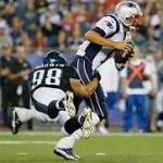 Jerod Mayo not in uniform for Patriots