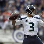 Seahawks pound ailing Ravens