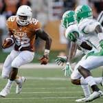UT's Strong showing includes return of big 'D'