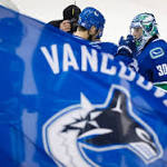 Canucks notes: Ryan Stanton laces up