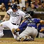 Padres 4, Rockies 3: Big Bats Bring Big Win