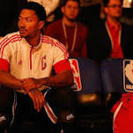 Searching for solace in Derrick Rose's latest...