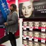 Adele Keeps Breaking Records