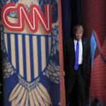 Trump doesn't like the media. He certainly doesn't like media mergers.