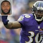 "Share ""Bernard Pierce cut by Ravens following DUI..."""