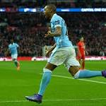 Manchester City win Capital One Cup beating Liverpool on penalties