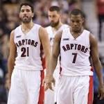 Toronto Raptors (26-14) at Milwaukee Bucks (21-19), 8 p.m. (ET)