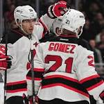 Offensive Outburst Propels Devils to 5-3 Victory Over the Kings